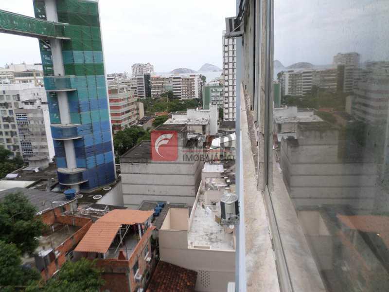 VISTA SALA/SUÍTE - Apartamento à venda Rua Nascimento Silva,Ipanema, Rio de Janeiro - R$ 1.550.000 - FLAP31986 - 25