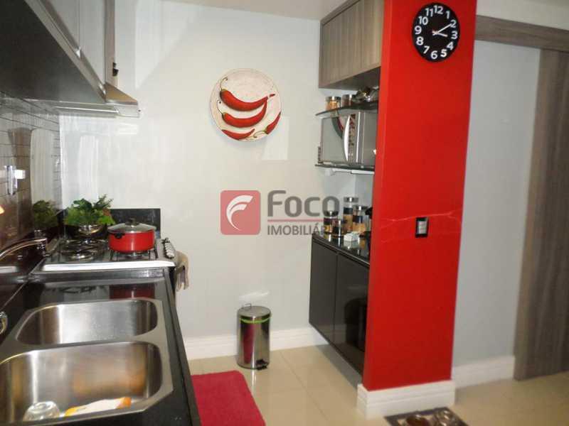 COZINHA - Apartamento à venda Rua Nascimento Silva,Ipanema, Rio de Janeiro - R$ 1.550.000 - FLAP31986 - 27