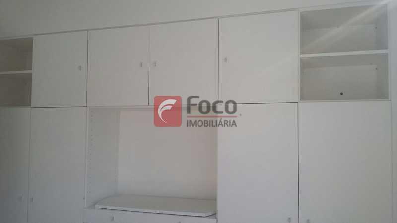 Quarto 1 - Apartamento à venda Rua Jardim Botânico,Jardim Botânico, Rio de Janeiro - R$ 1.350.000 - JBAP20789 - 7