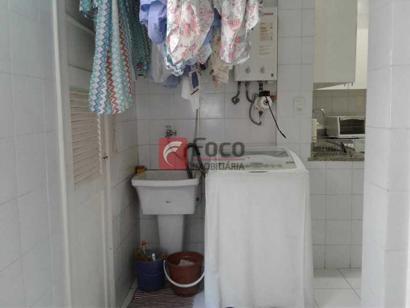 ÁREA SERVIÇO - Apartamento à venda Rua Prudente de Morais,Ipanema, Rio de Janeiro - R$ 1.950.000 - FLAP31988 - 22