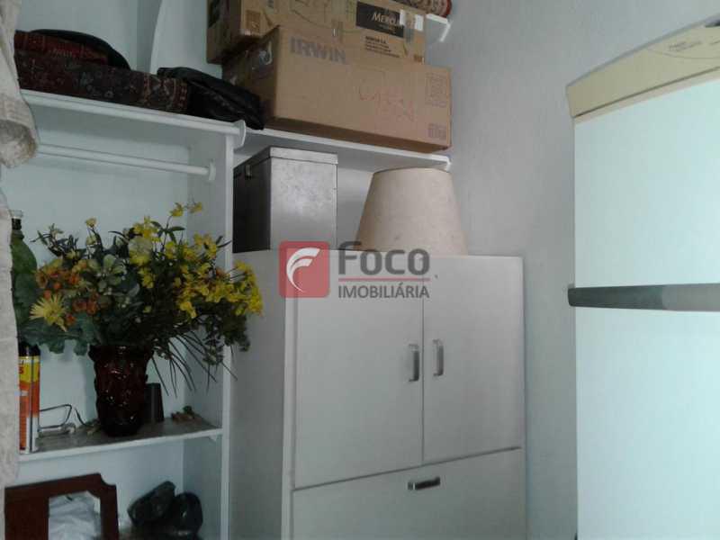 QUARTO EMPREGADA - Apartamento à venda Rua Prudente de Morais,Ipanema, Rio de Janeiro - R$ 1.950.000 - FLAP31988 - 27