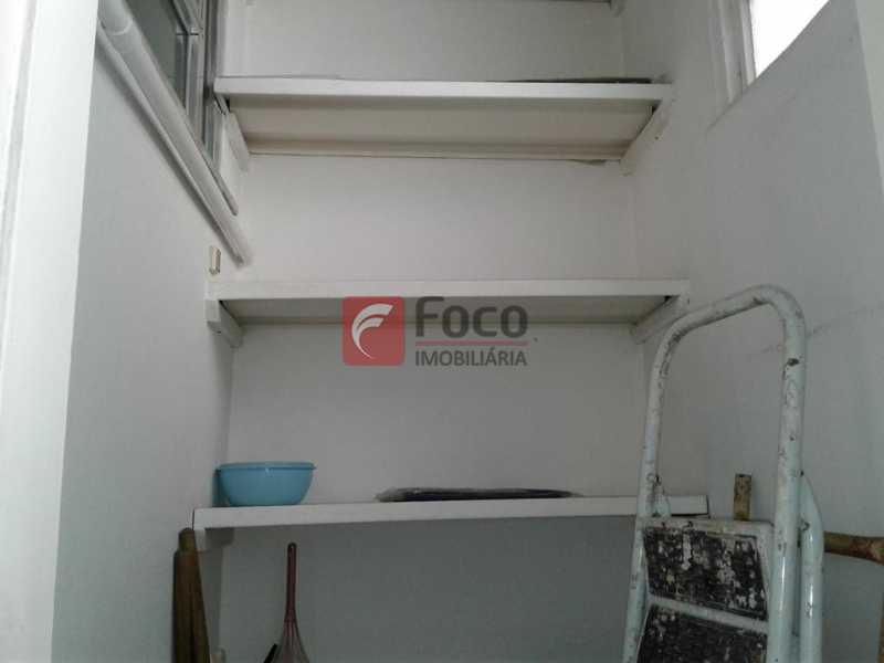 DESPENSA - Apartamento à venda Rua Prudente de Morais,Ipanema, Rio de Janeiro - R$ 1.950.000 - FLAP31988 - 26