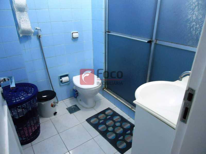 BANHEIRO SOCIAL - Apartamento à venda Rua Visconde de Pirajá,Ipanema, Rio de Janeiro - R$ 1.300.000 - FLAP22146 - 9