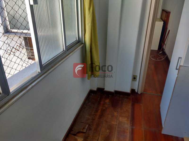 QUARTO  - Apartamento à venda Rua Senador Vergueiro,Flamengo, Rio de Janeiro - R$ 390.000 - FLAP11178 - 10