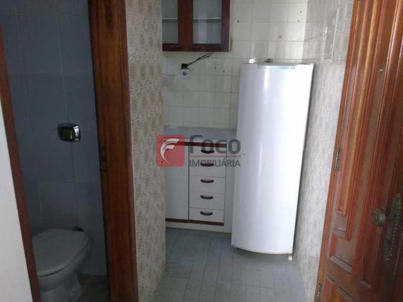 COZINHA E BANHEIRO - Apartamento à venda Rua Senador Vergueiro,Flamengo, Rio de Janeiro - R$ 390.000 - FLAP11178 - 18