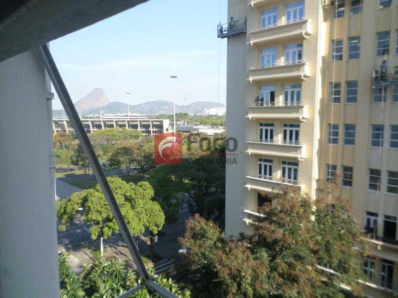 VISTA - Apartamento à venda Avenida Calógeras,Centro, Rio de Janeiro - R$ 650.000 - FLAP22169 - 3