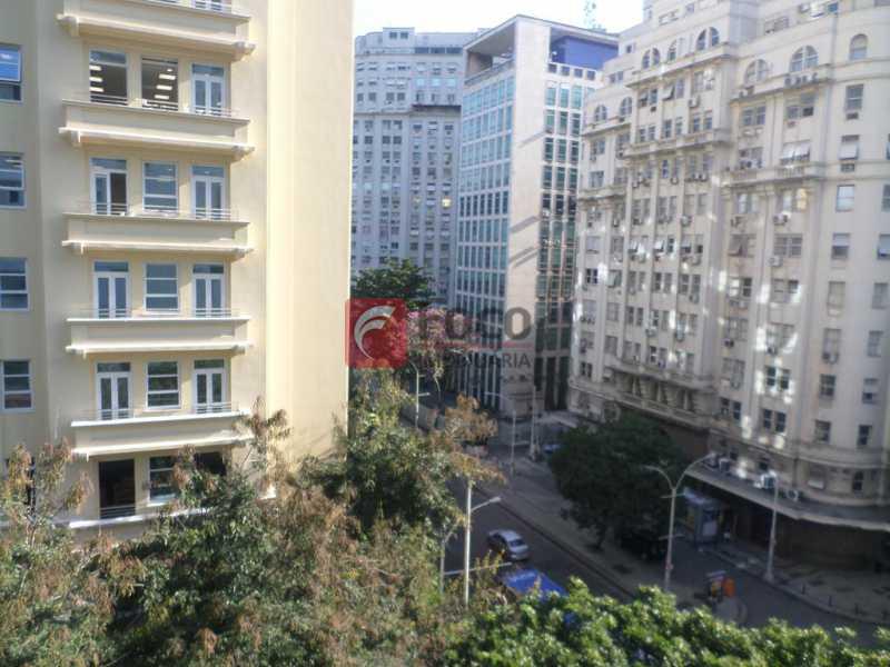 VISTA TERCEIRA SALA - Apartamento à venda Avenida Calógeras,Centro, Rio de Janeiro - R$ 650.000 - FLAP22169 - 11