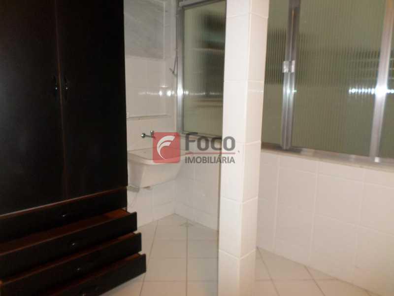 ÁREA SERVIÇO - Apartamento à venda Avenida Calógeras,Centro, Rio de Janeiro - R$ 650.000 - FLAP22169 - 16