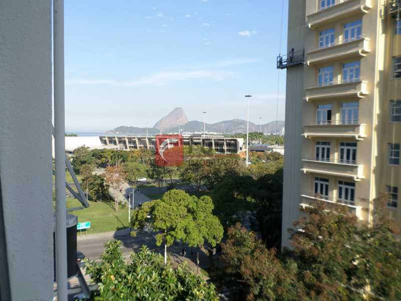 VISTA - Apartamento à venda Avenida Calógeras,Centro, Rio de Janeiro - R$ 650.000 - FLAP22169 - 18