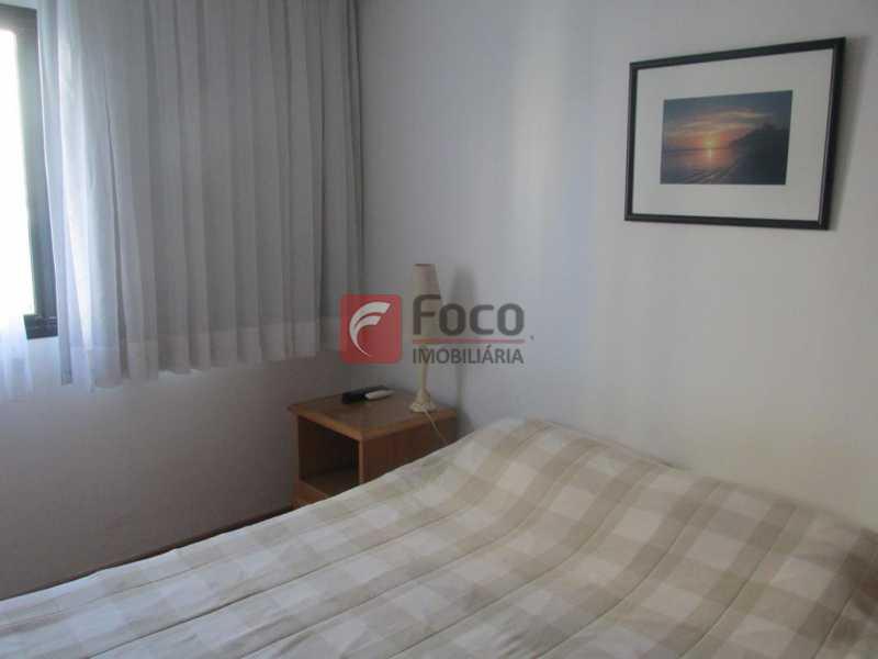 Quarto - Flat à venda Rua Prudente de Morais,Ipanema, Rio de Janeiro - R$ 950.000 - JBFL10028 - 11