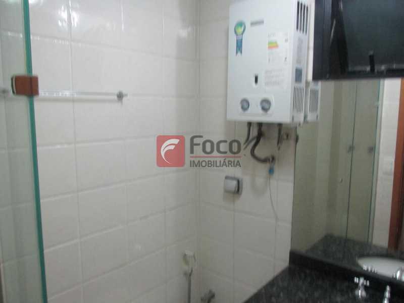Banheiro Social - Flat à venda Rua Prudente de Morais,Ipanema, Rio de Janeiro - R$ 950.000 - JBFL10028 - 16