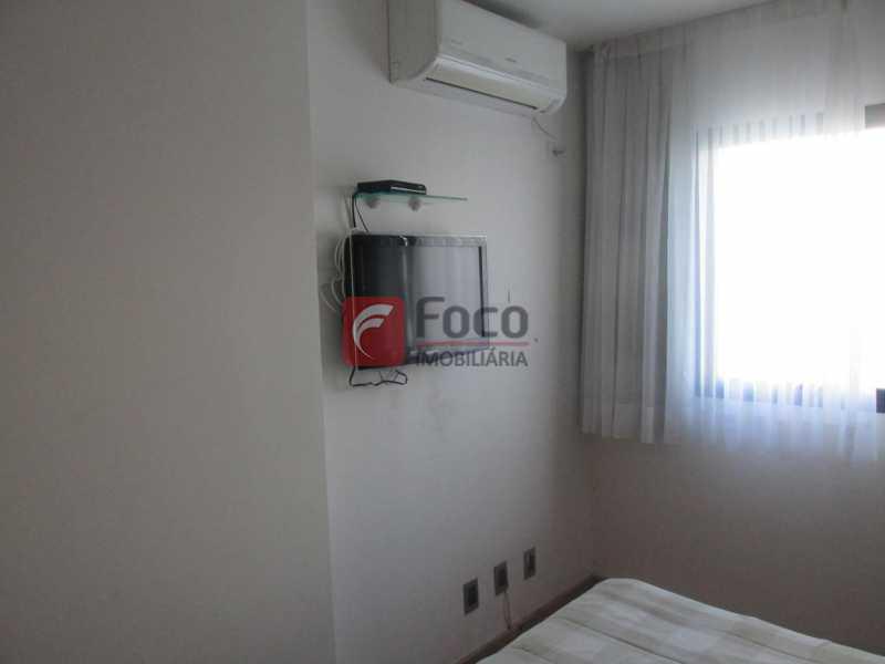 Quarto - Flat à venda Rua Prudente de Morais,Ipanema, Rio de Janeiro - R$ 950.000 - JBFL10028 - 12