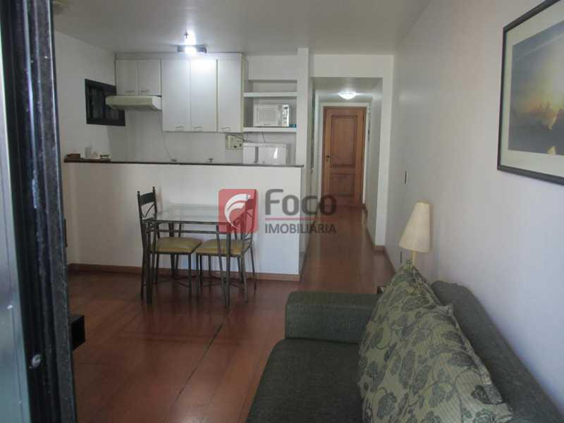 Sala - Flat à venda Rua Prudente de Morais,Ipanema, Rio de Janeiro - R$ 950.000 - JBFL10028 - 3