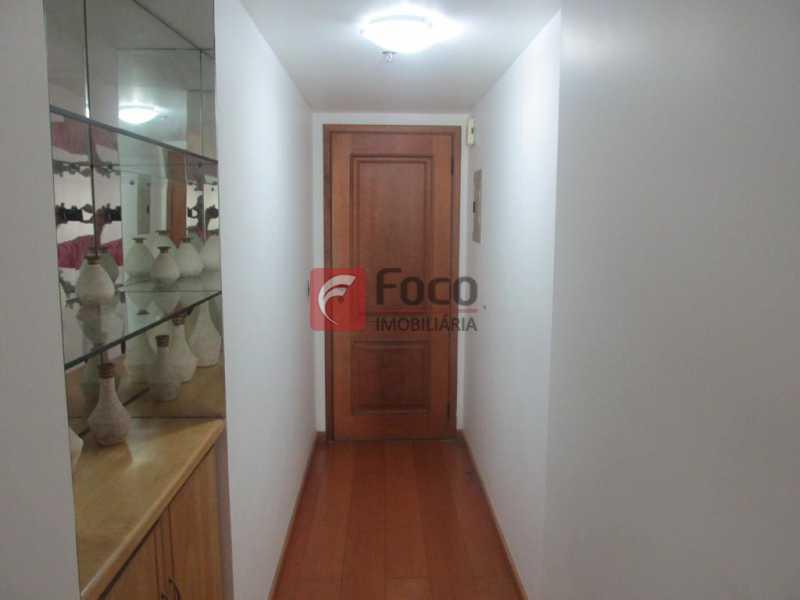 hall - Flat à venda Rua Prudente de Morais,Ipanema, Rio de Janeiro - R$ 950.000 - JBFL10028 - 8