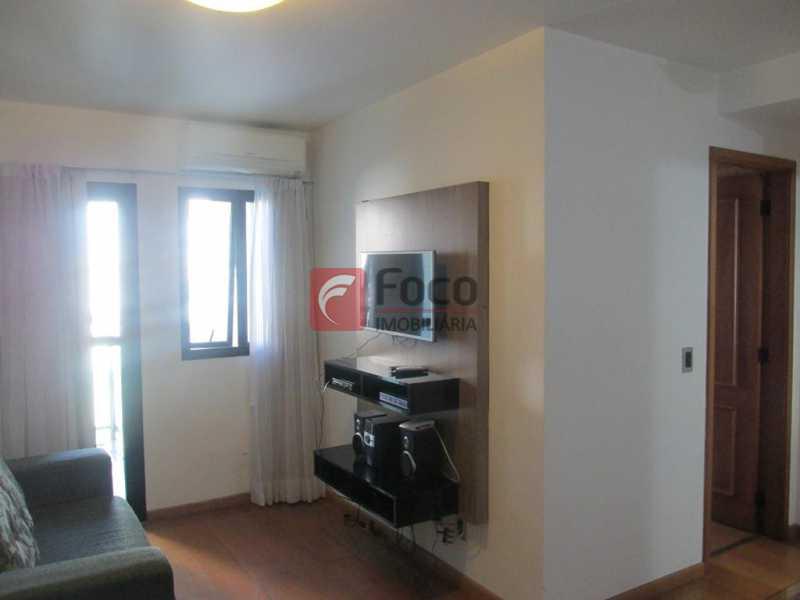 Sala - Flat à venda Rua Prudente de Morais,Ipanema, Rio de Janeiro - R$ 950.000 - JBFL10028 - 10