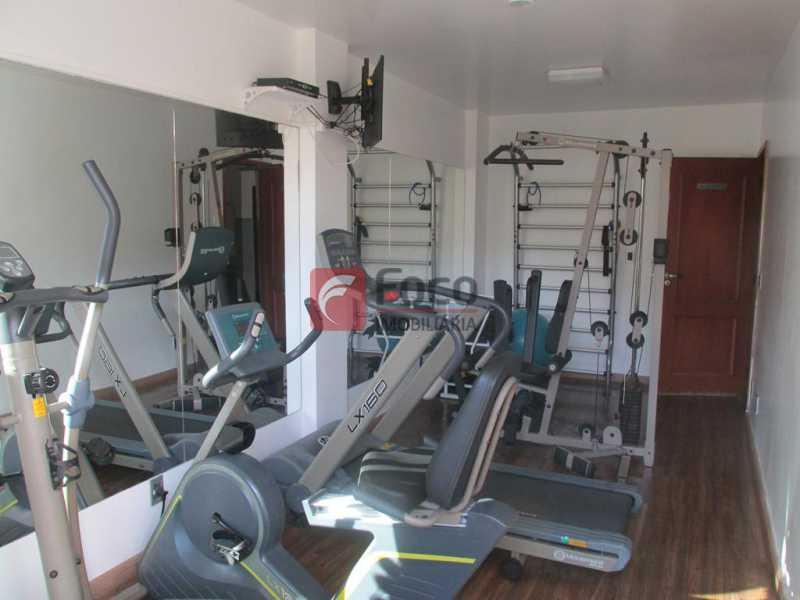 Academia - Flat à venda Rua Prudente de Morais,Ipanema, Rio de Janeiro - R$ 950.000 - JBFL10028 - 21