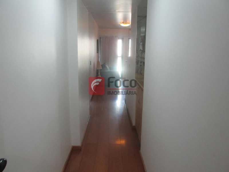 Hall - Flat à venda Rua Prudente de Morais,Ipanema, Rio de Janeiro - R$ 950.000 - JBFL10028 - 22
