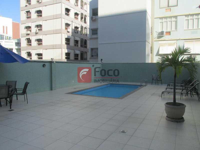 Piscina - Flat à venda Rua Prudente de Morais,Ipanema, Rio de Janeiro - R$ 950.000 - JBFL10028 - 20