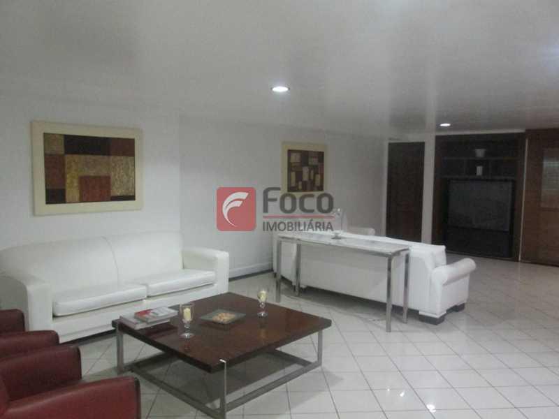 Recepção - Flat à venda Rua Prudente de Morais,Ipanema, Rio de Janeiro - R$ 950.000 - JBFL10028 - 29