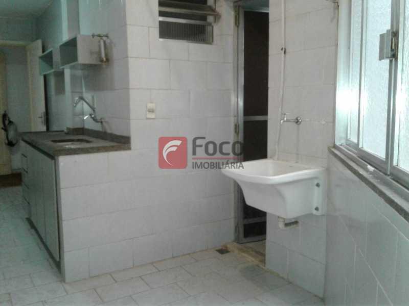 ÁREA SERVIÇO - Apartamento à venda Rua Visconde de Pirajá,Ipanema, Rio de Janeiro - R$ 1.590.000 - FLAP32009 - 18