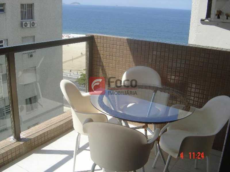 080826011708043 - Flat à venda Rua Santa Clara,Copacabana, Rio de Janeiro - R$ 1.580.000 - JBFL10029 - 1