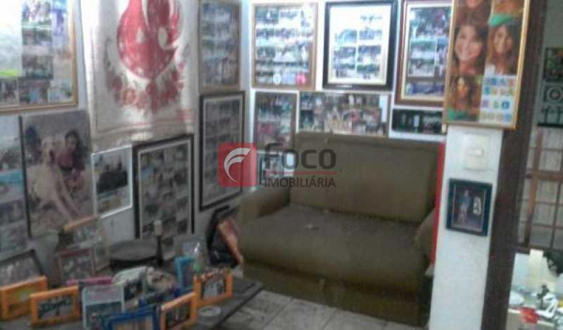Sala tv - Casa 5 quartos à venda Lagoa, Rio de Janeiro - R$ 2.850.000 - JBCA50021 - 4