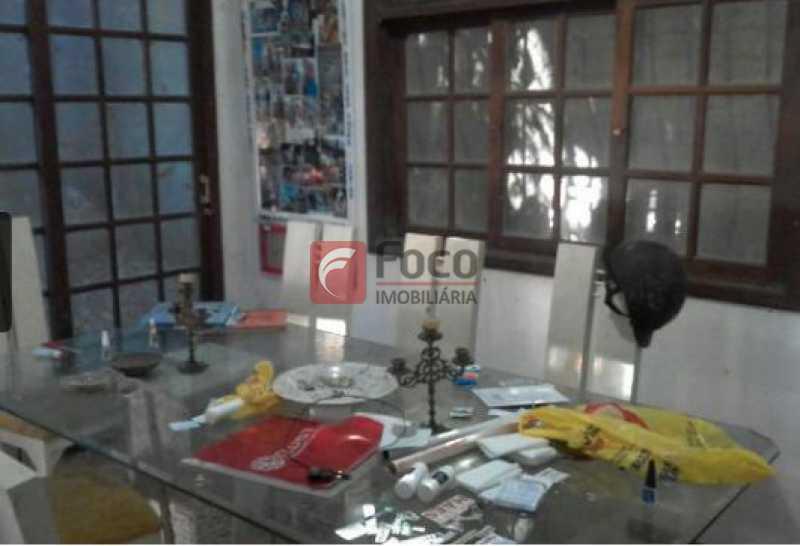 Sala - Casa 5 quartos à venda Lagoa, Rio de Janeiro - R$ 2.850.000 - JBCA50021 - 1