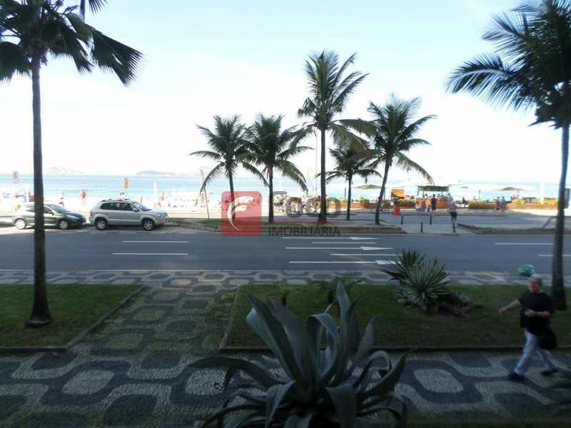 VISTA SALA E QUARTO - Apartamento à venda Avenida Delfim Moreira,Leblon, Rio de Janeiro - R$ 3.700.000 - FLAP32043 - 8