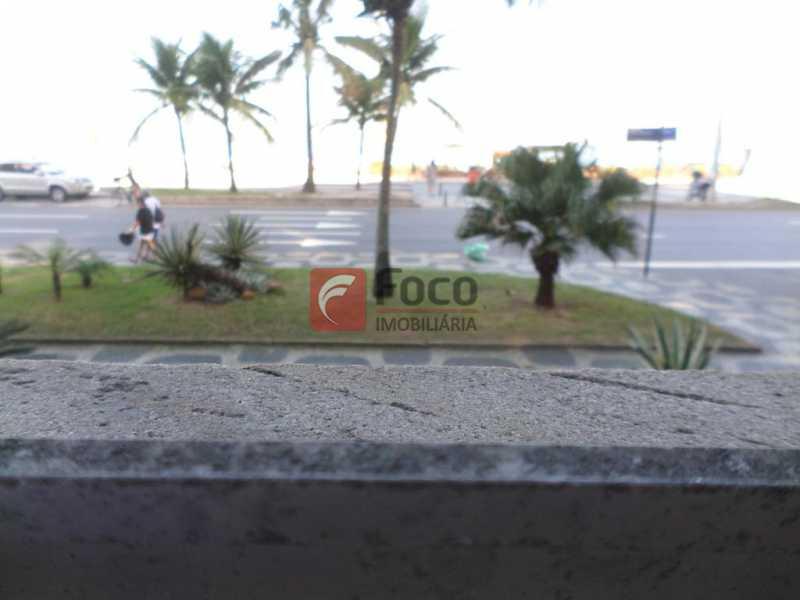 VISTA LATERAL QUARTO 2 - Apartamento à venda Avenida Delfim Moreira,Leblon, Rio de Janeiro - R$ 3.700.000 - FLAP32043 - 19