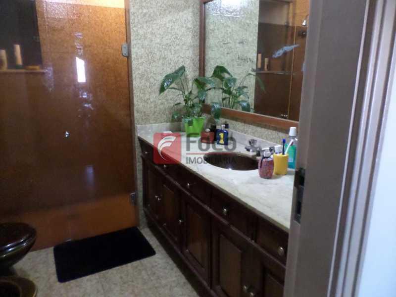 BANHEIRO SOCIAL - Apartamento à venda Avenida Delfim Moreira,Leblon, Rio de Janeiro - R$ 3.700.000 - FLAP32043 - 12
