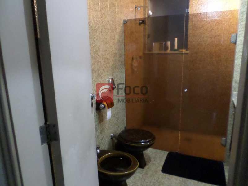 BANHEIRO SOCIAL - Apartamento à venda Avenida Delfim Moreira,Leblon, Rio de Janeiro - R$ 3.700.000 - FLAP32043 - 14