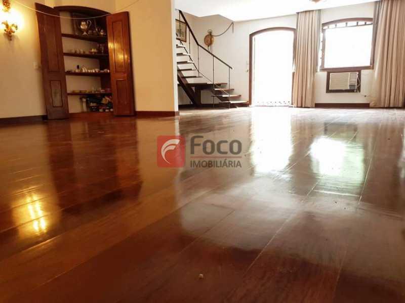 1 - Cobertura à venda Rua Oliveira Rocha,Jardim Botânico, Rio de Janeiro - R$ 4.200.000 - JBCO50010 - 3