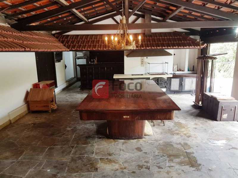 17 - Cobertura à venda Rua Oliveira Rocha,Jardim Botânico, Rio de Janeiro - R$ 4.200.000 - JBCO50010 - 22