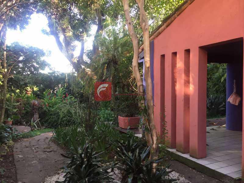 2 - Casa à venda Rua Zara,Jardim Botânico, Rio de Janeiro - R$ 6.450.000 - JBCA60017 - 4