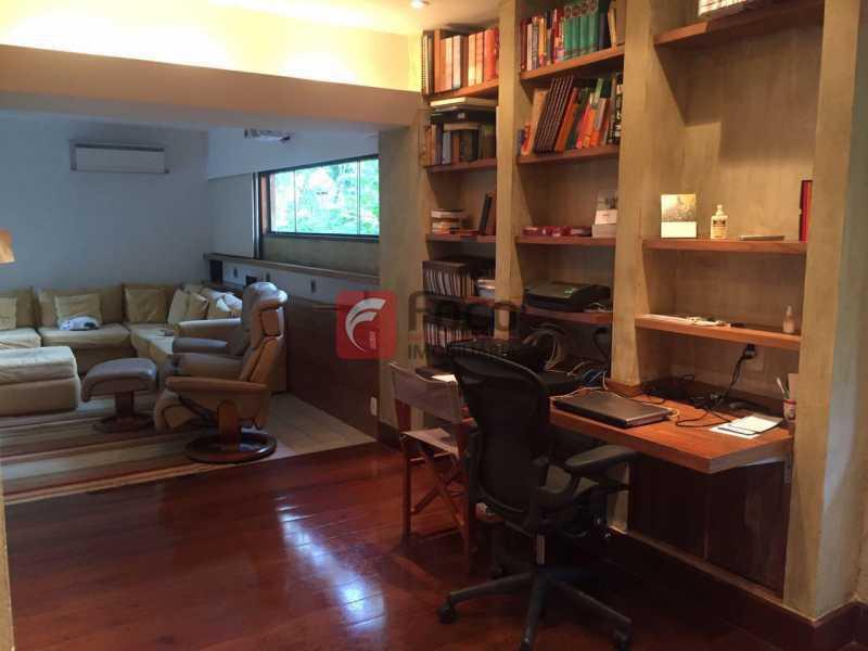 3 - Casa à venda Rua Zara,Jardim Botânico, Rio de Janeiro - R$ 6.450.000 - JBCA60017 - 5