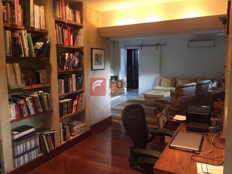 4 - Casa à venda Rua Zara,Jardim Botânico, Rio de Janeiro - R$ 6.450.000 - JBCA60017 - 6