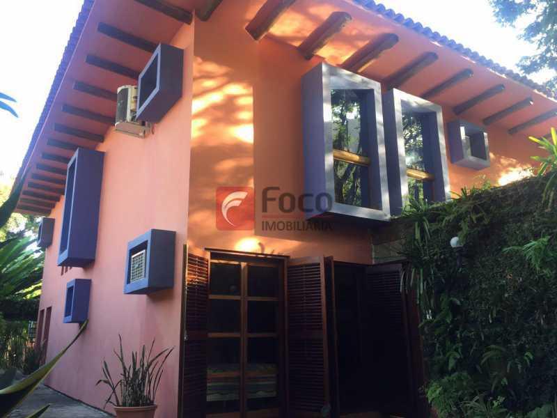 7 - Casa à venda Rua Zara,Jardim Botânico, Rio de Janeiro - R$ 6.450.000 - JBCA60017 - 8