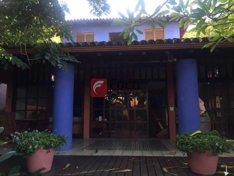 9 - Casa à venda Rua Zara,Jardim Botânico, Rio de Janeiro - R$ 6.450.000 - JBCA60017 - 10