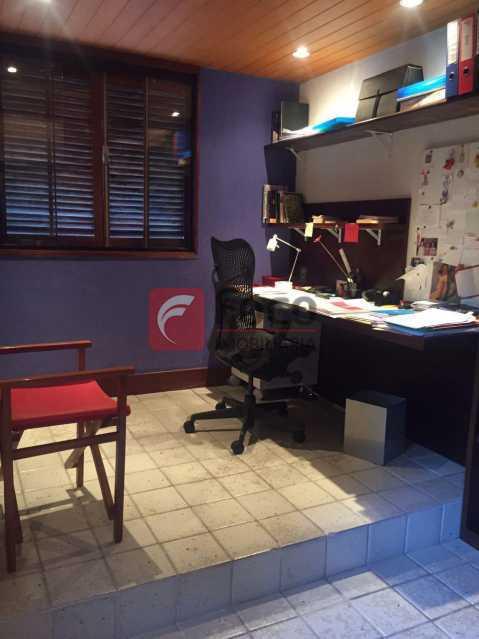 13 - Casa à venda Rua Zara,Jardim Botânico, Rio de Janeiro - R$ 6.450.000 - JBCA60017 - 14