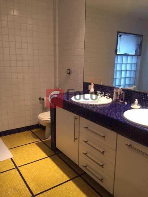 14 - Casa à venda Rua Zara,Jardim Botânico, Rio de Janeiro - R$ 6.450.000 - JBCA60017 - 16