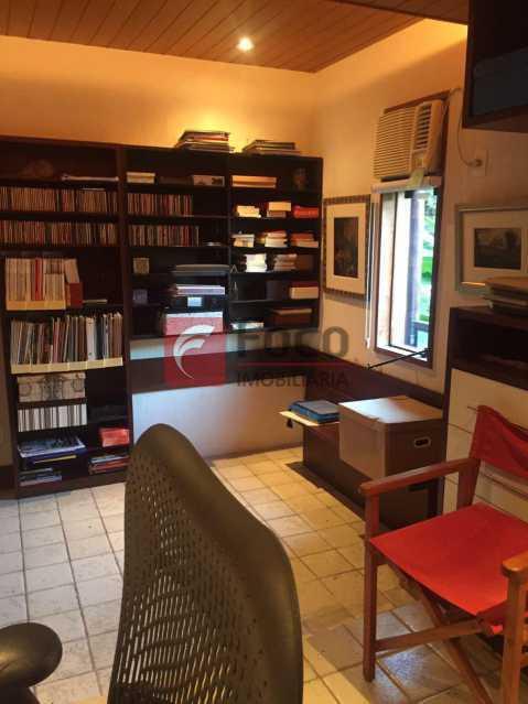 15 - Casa à venda Rua Zara,Jardim Botânico, Rio de Janeiro - R$ 6.450.000 - JBCA60017 - 12