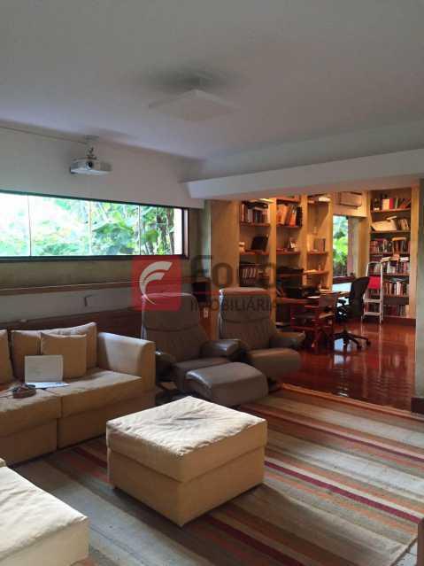 17 - Casa à venda Rua Zara,Jardim Botânico, Rio de Janeiro - R$ 6.450.000 - JBCA60017 - 18