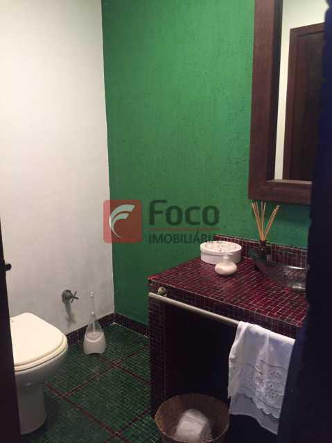 18 - Casa à venda Rua Zara,Jardim Botânico, Rio de Janeiro - R$ 6.450.000 - JBCA60017 - 19
