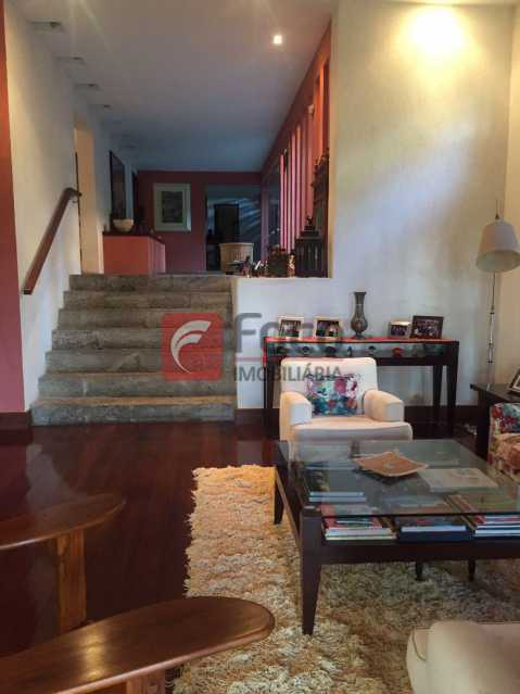 20 - Casa à venda Rua Zara,Jardim Botânico, Rio de Janeiro - R$ 6.450.000 - JBCA60017 - 21