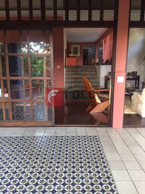 21 - Casa à venda Rua Zara,Jardim Botânico, Rio de Janeiro - R$ 6.450.000 - JBCA60017 - 22