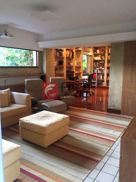 22 - Casa à venda Rua Zara,Jardim Botânico, Rio de Janeiro - R$ 6.450.000 - JBCA60017 - 23