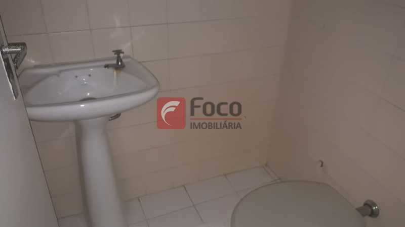 BANHEIRO   - Sala Comercial 31m² à venda Rua da Assembléia,Centro, Rio de Janeiro - R$ 300.000 - FLSL00089 - 8