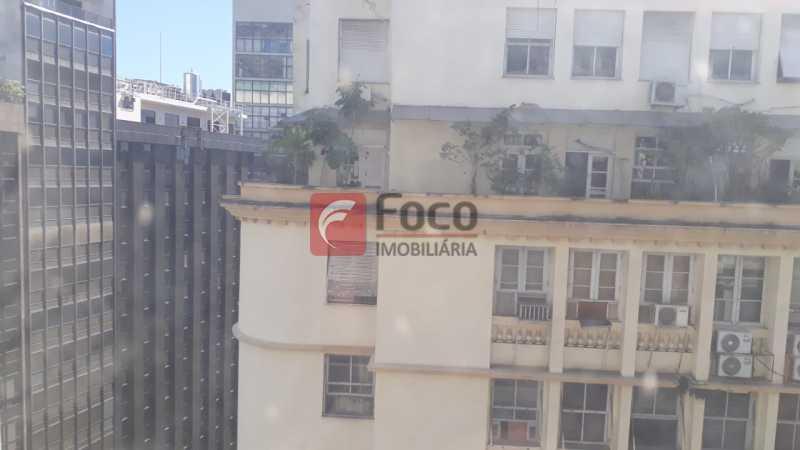 VISTA DO IMÓVEL - Sala Comercial 31m² à venda Rua da Assembléia,Centro, Rio de Janeiro - R$ 300.000 - FLSL00089 - 4