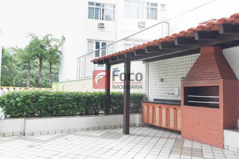 CHURRASQUEIRA - Apartamento à venda Avenida Bartolomeu Mitre,Leblon, Rio de Janeiro - R$ 1.900.000 - FLAP22224 - 16