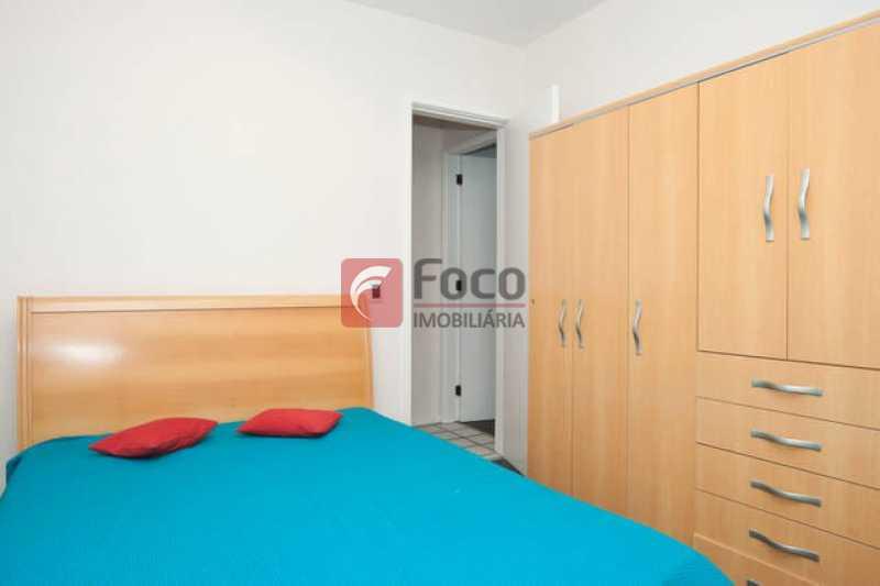 QUARTO 2 - Apartamento à venda Avenida Bartolomeu Mitre,Leblon, Rio de Janeiro - R$ 1.900.000 - FLAP22224 - 8